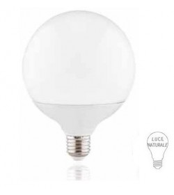 Lampadina LED Globe E27 18 Watt Pluss