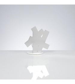 Lampada da tavolo Arti Emporium CL 184  cromo