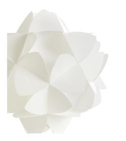 Applique Cotton Light Emporium CL 1470 bianco