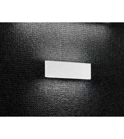 Applique Led metallo bianco 27 cm Perenz 6322