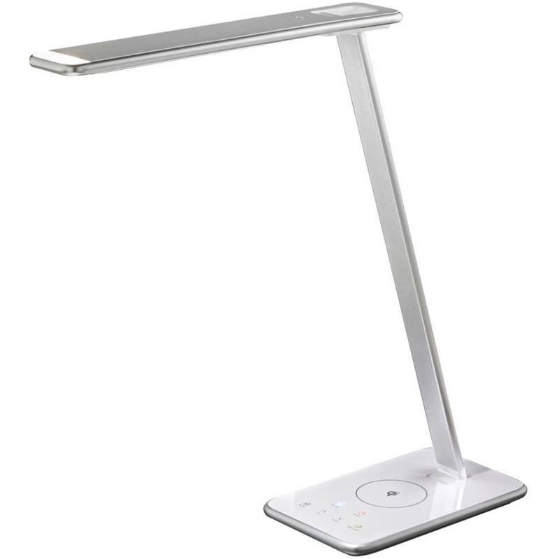 Lampade Da Ufficio A Led.Lampada Da Scrivania Led Dimmerabile Multifunzione Perenz 6360