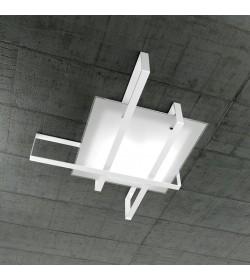 Plafoniera Cross grande 1106/100