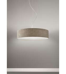 Sospensione lino Sahara 40cm 7041.40 Antea Luce