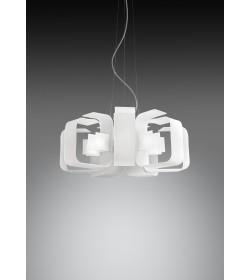 Sospensione vetro Hook Ø55 cm 6451.55 Antea Luce