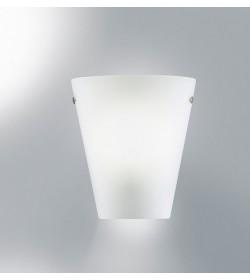 Applique vetro Melody Light 18 cm Antea Luce