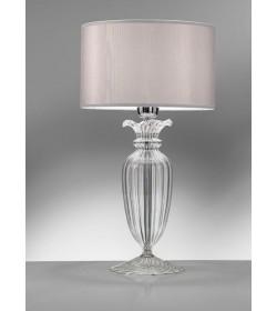 Lampada da tavolo Clivia Ø25 cm Antea Luce