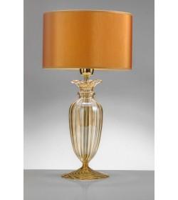 Lampada da tavolo Alyssa Gold 45 cm Antea Luce