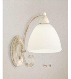 Applique in ferro battuto 1730/1A Via Dese Lam Export