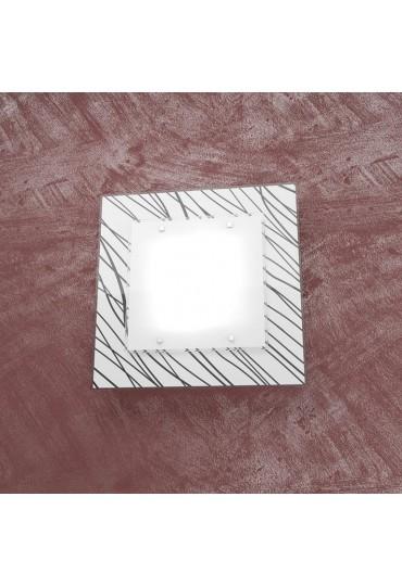 Plafoniera Scraps piccola 1124/45