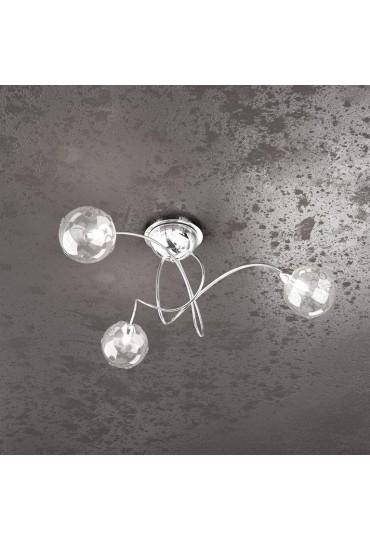 Plafoniera Super Ball piccola 1109/PL3