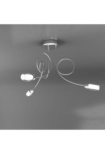 Plafoniera Feeling Net 3 luci 1011/PL3-A
