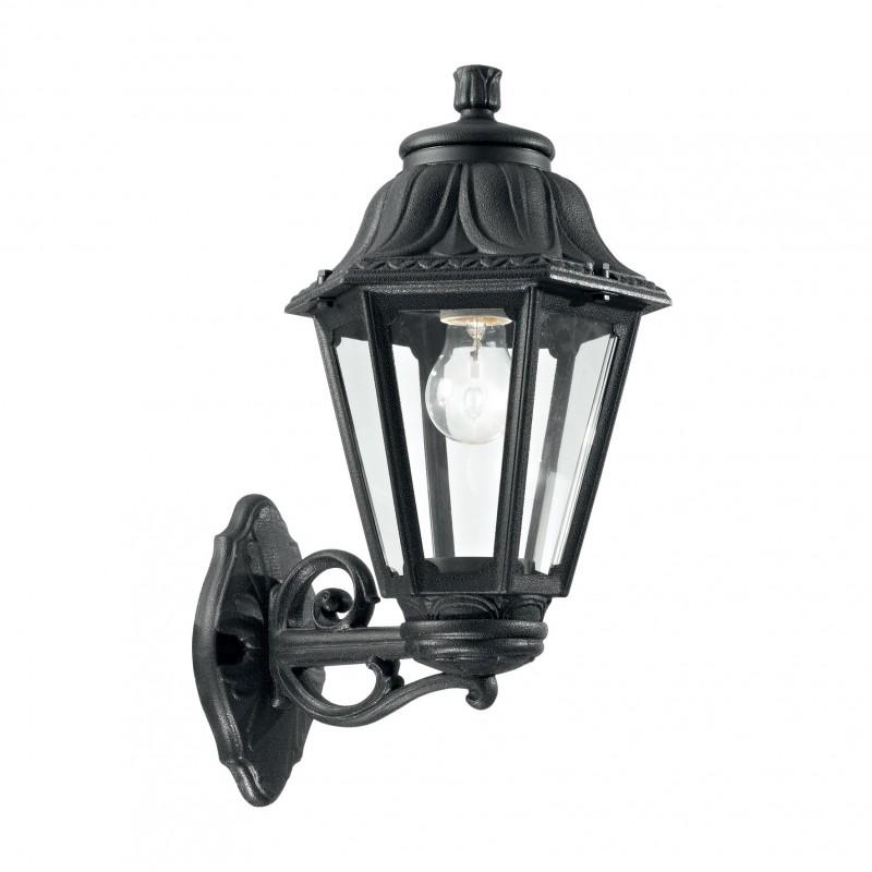 Applique lanterna da esterno Anna AP1 big Ideal Lux Colore ...