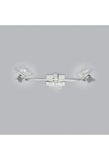 Faretto Square 3 luci 1031/F3
