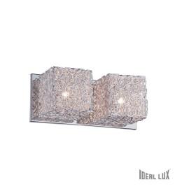 Applique 2 luci cubi con...