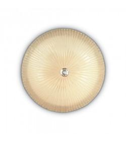 Plafoniera rotonda Shell...
