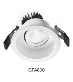 Faretto da incasso GFA800