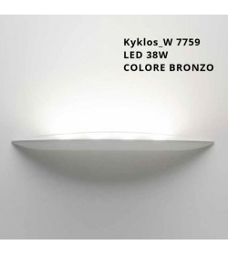 Applique Kyklos W Led 38w...