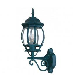 Lanterne Da Esterno Moderne.Lampione 3 Luci Da Esterno Classico Santiago Intec Light