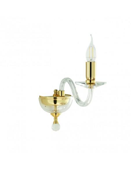 Lampada Da Parete Paganini 1 Luce Ondaluce Ciciriello