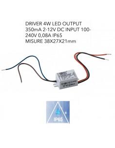 Driver 4W LED OUTPUT 350mA...
