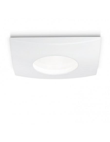 Faretto da incasso quadrato IP65 Gea Led Bianco