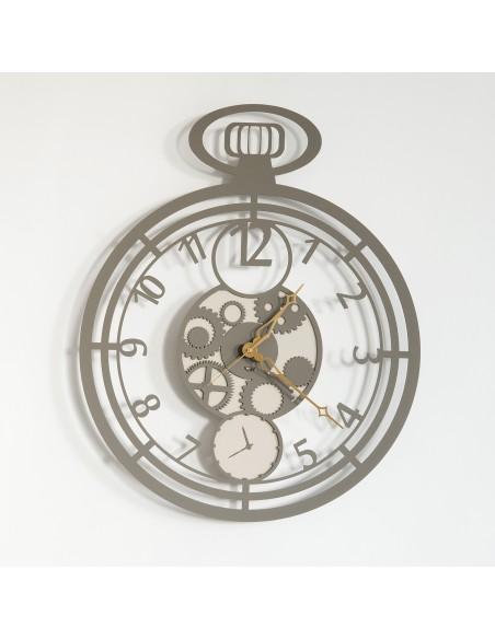 Orologio da parete Cipollone fango Arti e Mestieri
