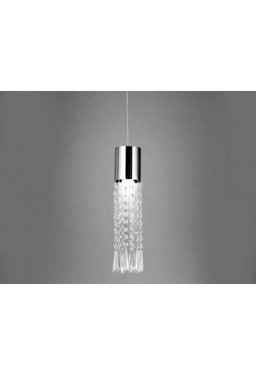 Sospensione Queen 1 luce GD0174/1S Gd Service by Lam export