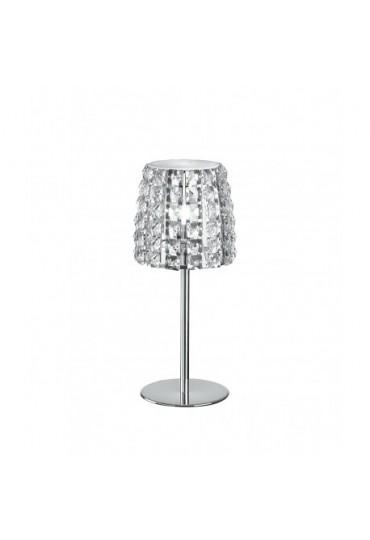 Lampada da tavolo lume Musica con cristalli k9 Fan Europe