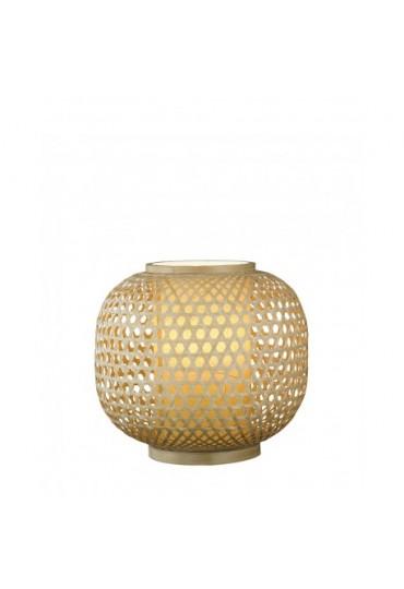 Lume Zen in bambù naturale Fan Europe