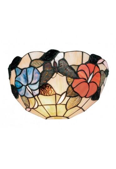 Applique Ninfa vetro Tiffany Fan Europe