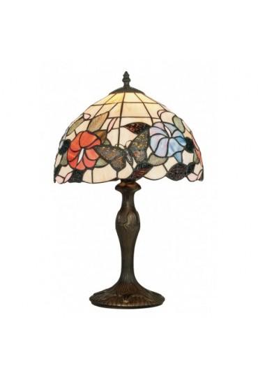 Lume Ninfa vetro Tiffany Fan Europe