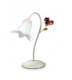 Lumetto Rose metallo decorato Fan Europe