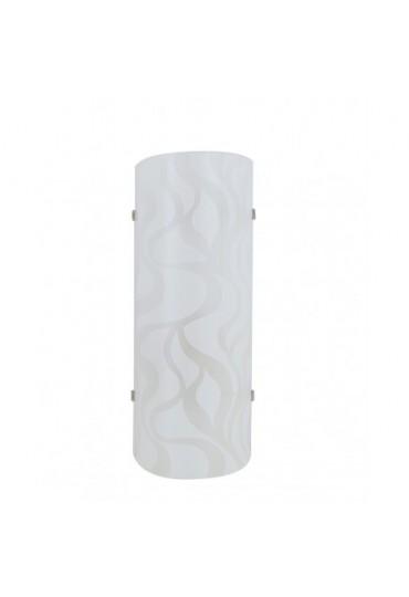 Applique Led Jasmine 26 cm in vetro decorato Fan Europe