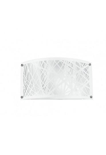 Applique Batik in acciaio bianco Fan Europe
