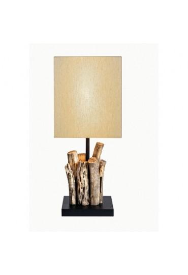 Lume Jodie legno naturale Fan Europe