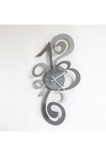 Orologio Truciolo fango/nocciola  Arti e Mestieri