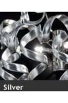 Sospensione Astro 206.150 Metal Lux cromo 24 vetri 14 colori