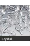 Sospensione Astro 206.155 Metal Lux cromo 24 vetri