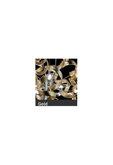 Plafoniera Astro 206.301 Metal Lux cromo 3 vetri 14 colori
