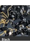 Sospensione 5 luci Astro 206.505 Metal Lux cromo 15 vetri 14 colori