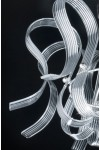 Piantana Onda 216.740 Metal Lux