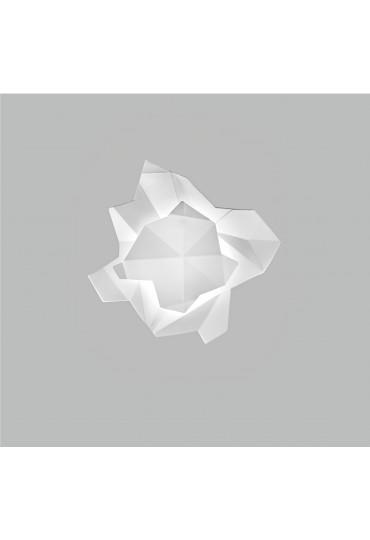 Applique Led Sierra 244.111 Metal Lux ceramica 4 colori