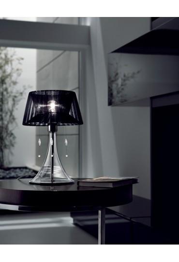 Lampada da tavolo Parigi LT 1/241 Sil Lux