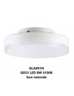 Lampadina Led Gx53 8W 4100K...