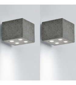Applique a Led Forata LP 6/299 Sil Lux