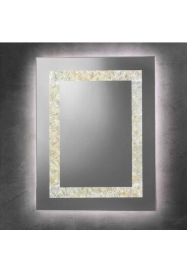 Specchio da parete strip Led Dandy ED 1070/90/2-3 Sillux ...