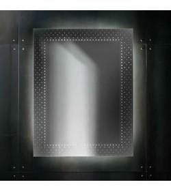Specchio da parete strip Led Lunar
